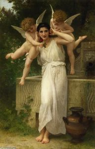 William Adolphe Bouguereau - 新青年