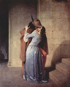 Francesco Hayez - 吻