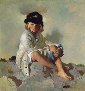 William Newenham Montague Orpen - 套件