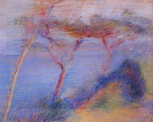 Henri Edmond Cross - 景观