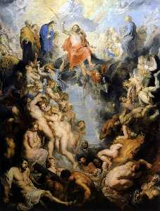 Peter Paul Rubens - 最后的审判