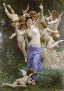 William Adolphe Bouguereau - 乐Guepier