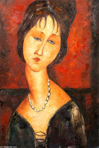 Amedeo Modigliani - 石头 头