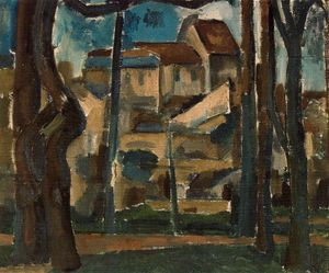 André Derain - 景观 Carrieres