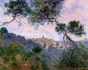 Claude Monet -  bordighera, 意大利