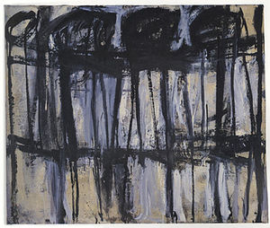 Cy Twombly - 无标题