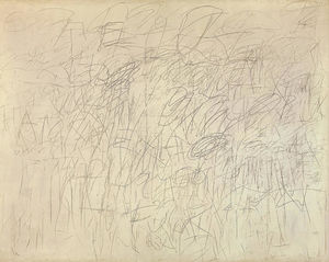 Cy Twombly - 学院