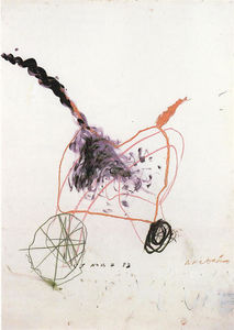 Cy Twombly - 远征