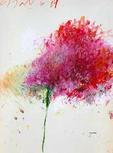 Cy Twombly - 变形杆菌