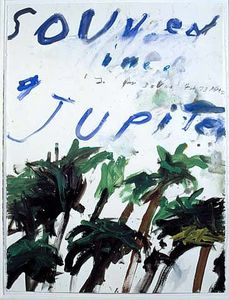 Cy Twombly - 纪念品