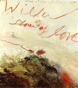 Cy Twombly - 怀尔德