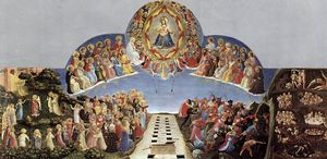 Fra Angelico - 最后的审判