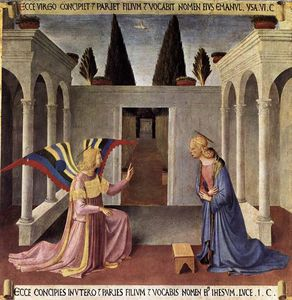 Fra Angelico - 报喜