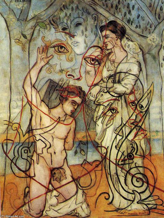 Craccae, 1928 通过 Francis Picabia (1879-1953, France) | 畫再現 | WahooArt.com