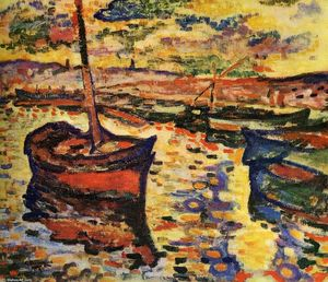 Georges Braque - 海港