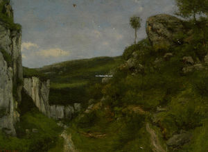 Gustave Courbet - 风景