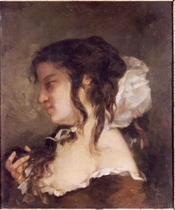 Gustave Courbet -  的 反映