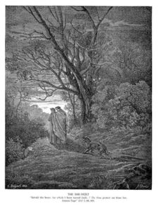Paul Gustave Doré - 的 She-Wolf