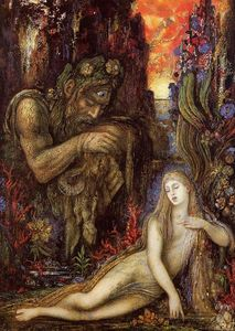 Gustave Moreau - 加勒蒂亚