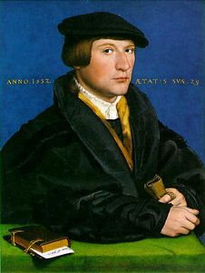 Hans Holbein The Younger - 肖像Wedigh家庭成员的
