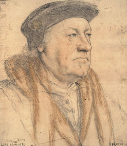 Hans Holbein The Younger - 乔治·内维尔,第3位男爵Bergavenny