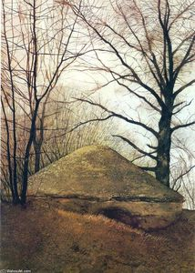 Jamie Wyeth - 地窖