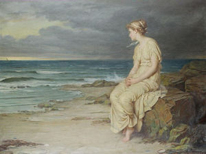 John William Waterhouse - 米兰达