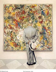 Norman Rockwell - 行家
