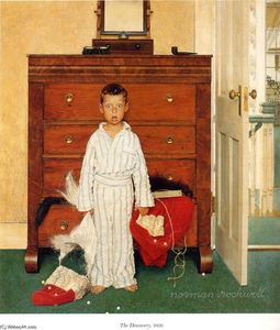 Norman Rockwell - 发现