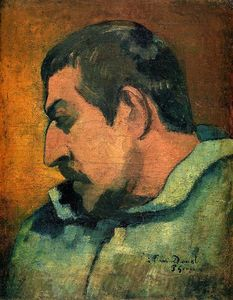Paul Gauguin - 自拍