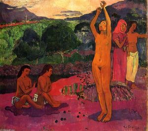 Paul Gauguin - 调用
