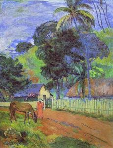 Paul Gauguin - 景观