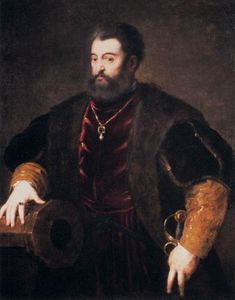 Peter Paul Rubens - 费拉拉阿方索我埃斯特,公爵