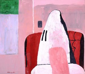 Philip Guston - 客房