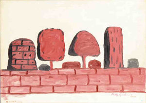 Philip Guston - 罗马