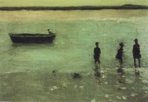Philip Wilson Steer - 沙滩埃塔普勒
