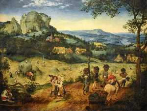Pieter Bruegel The Elder - 牧草