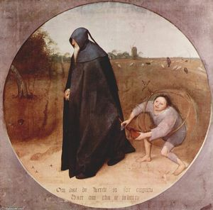 Pieter Bruegel The Elder - 愤世嫉俗者