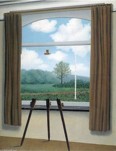 Rene Magritte - 人类状况