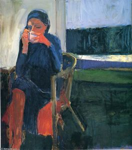 Richard Diebenkorn - 咖啡