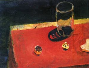 Richard Diebenkorn - 柠檬 和  罐