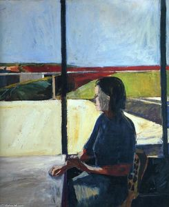 Richard Diebenkorn - 女子个人资料