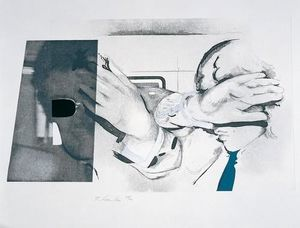 Richard Hamilton - Swingeing 伦敦 67