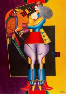 Richard Lindner - 谢谢