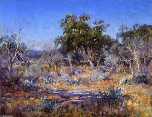 Robert Julian Onderdonk - a `january`  一天  在  刷  国家