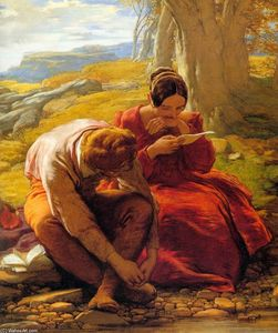 William Mulready The Younger - 十四行诗