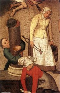 Pieter Bruegel The Younger - 箴言(详细信息)(15)