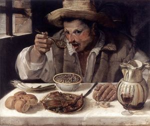 Annibale Carracci - 该Beaneater
