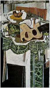 Georges Braque - 的 壁炉台
