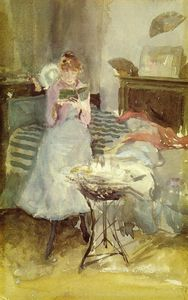 James Abbott Mcneill Whistler - 粉红注:中篇小说